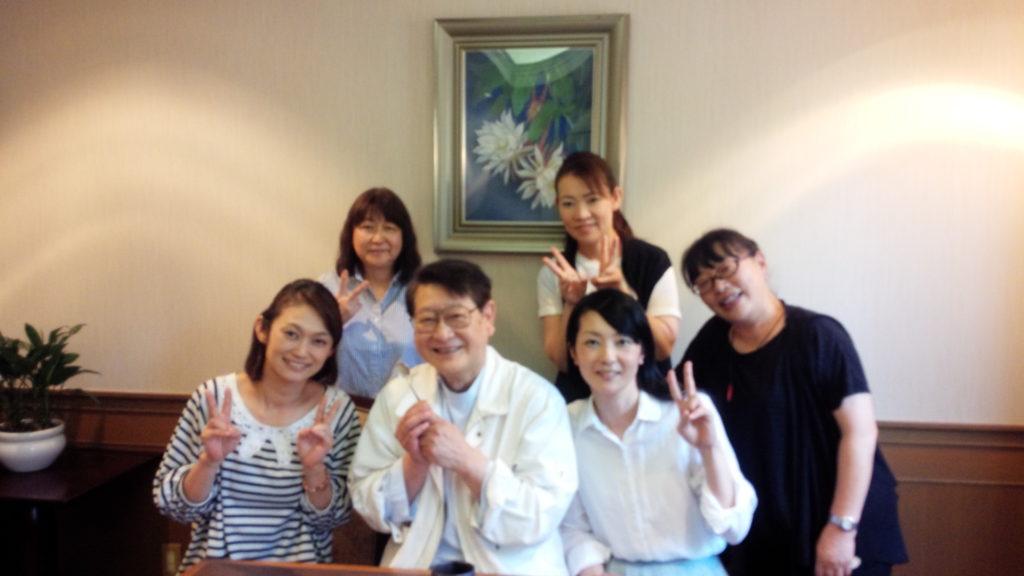 川崎先生 ありがとうございました